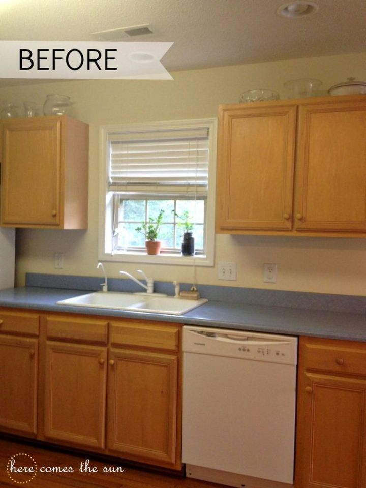 How To Cover Kitchen Cabinets With Vinyl Paper