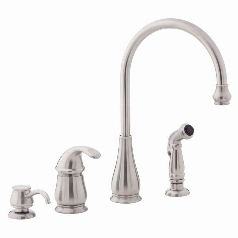 Kitchen Faucet Leaking From Base