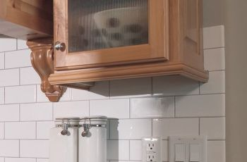 Light Rail Molding For Kitchen Cabinets