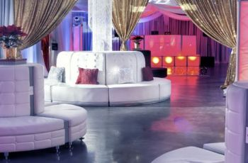 Luxury Lounge And Lighting