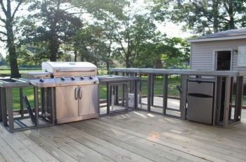 Modular Outdoor Kitchens Costco