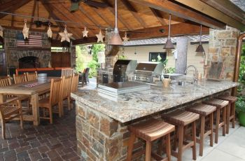 Outside Kitchens Pictures
