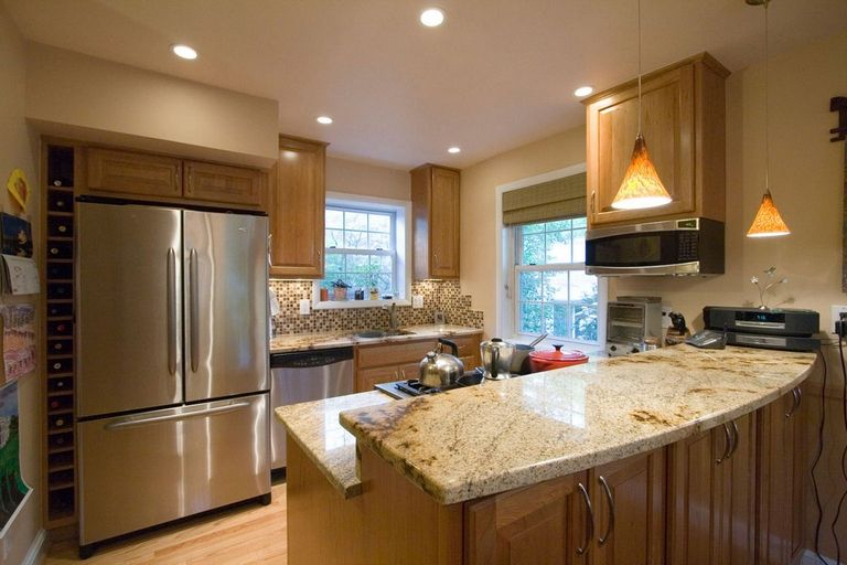 Remodeling Ideas For Small Kitchen