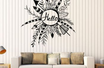 Rustic Wall Decals