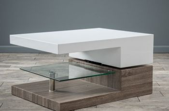 Small Rectangular Coffee Table