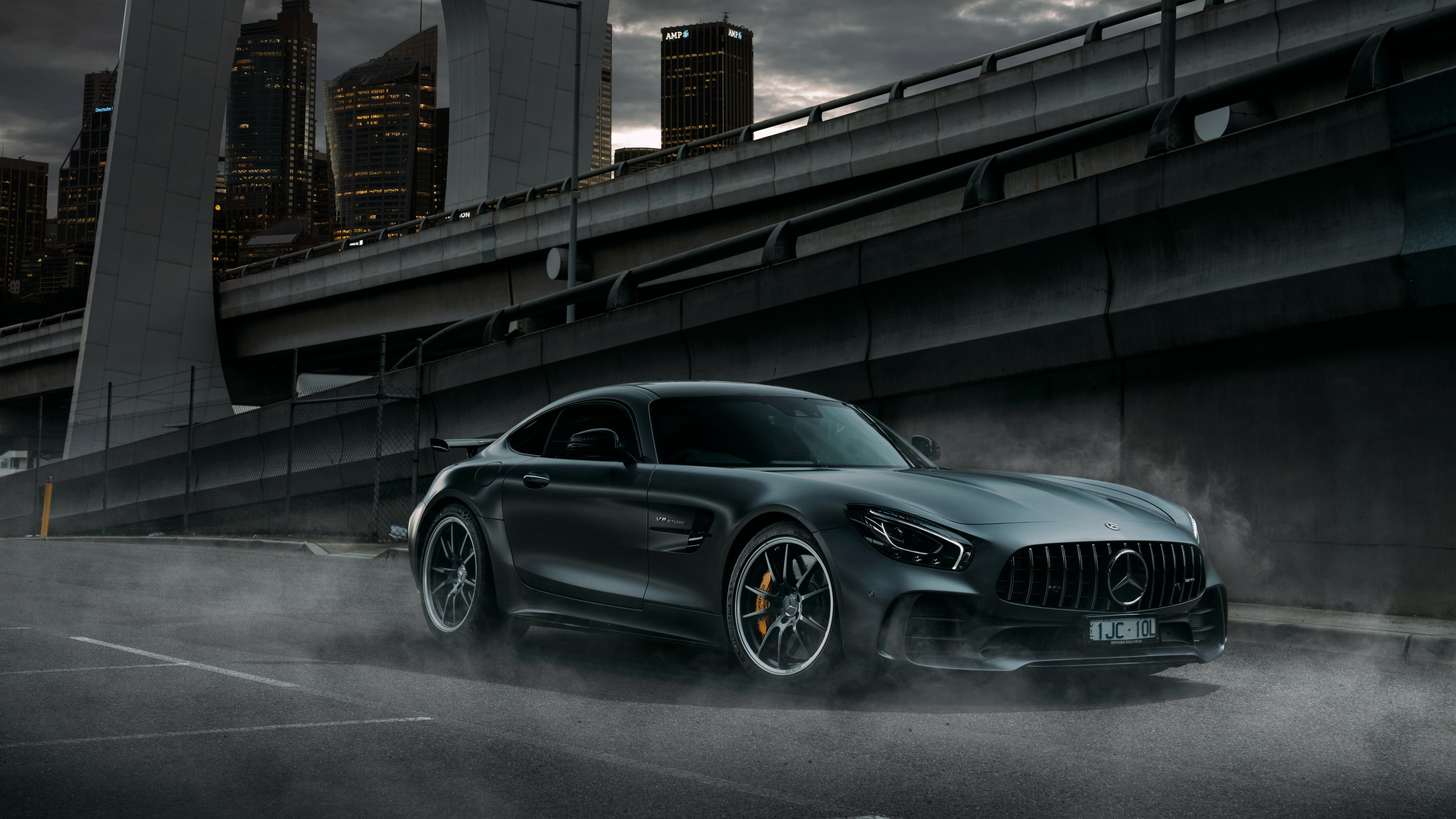 Hd Flat Black Muscle Car Wallpapers Free Download Mercedes Amg Gt And Benz Car Wallpaper For