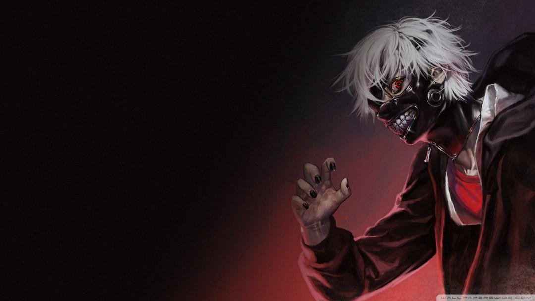 Choose resolution & download this wallpaper. Tokyo Ghoul Kaneki Full Hd Wallpaper for Desktop and ...