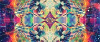 Trippy Abstract Cool Colorful Hd Wallpaper for Desktop and ...