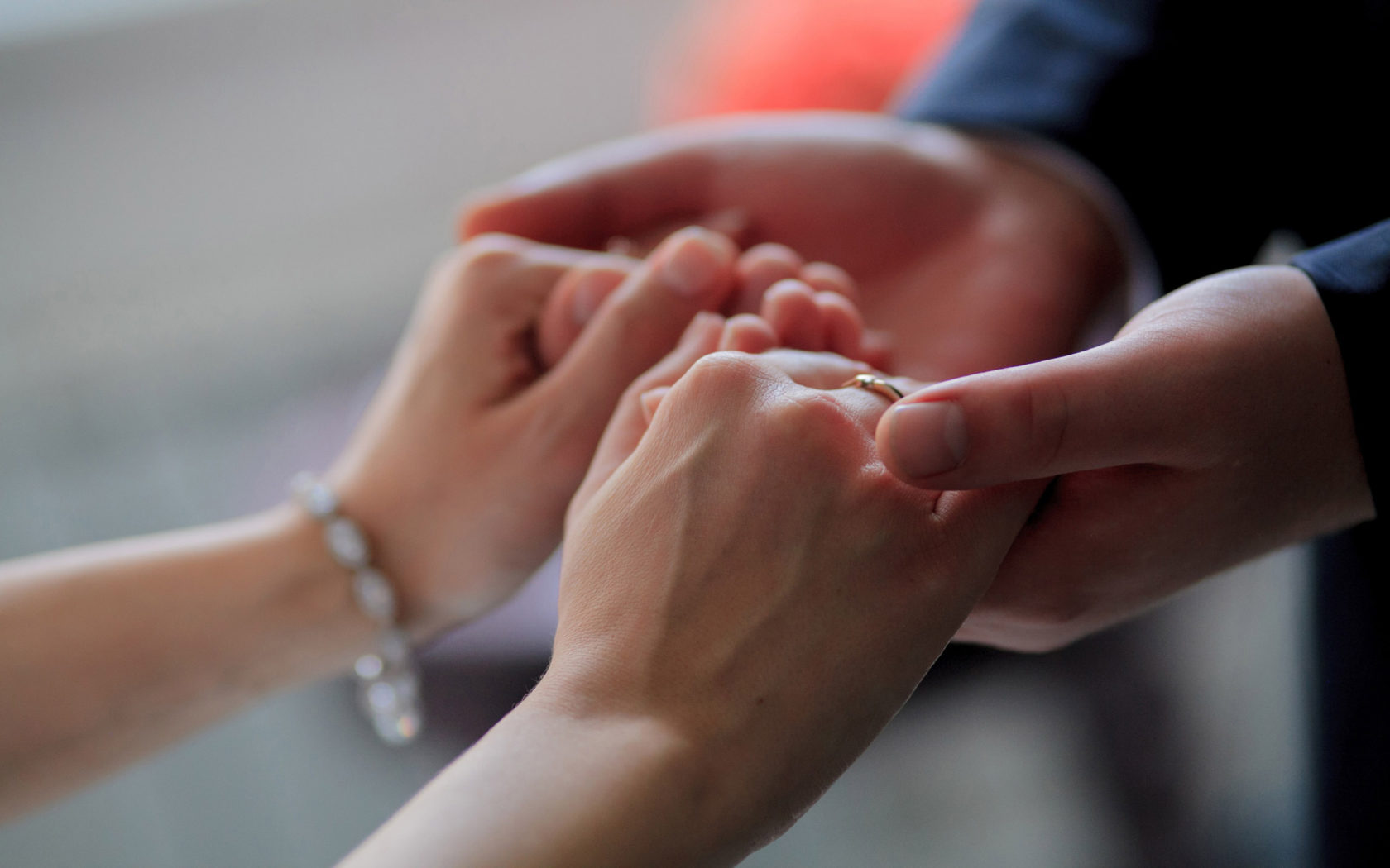 Cute Couple Holding Hand Wallpaper Couple Holding Hands At Wedding Wallpapers13 Com