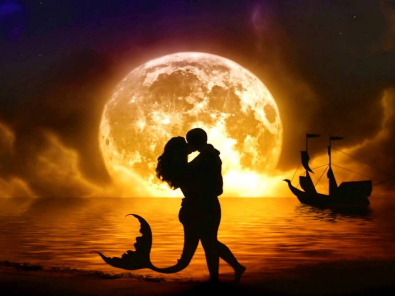 Romantic Wallpapers With Quotes Free Download Romantic Lovers Hug And Kiss Wallpaper Images Hd