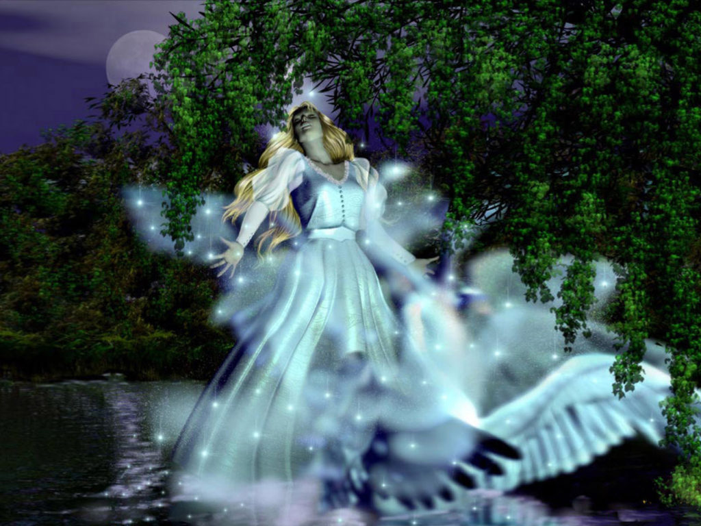 Download 3d Video Wallpaper For Pc The Swan Princess Fantasy Full Hd Wallpapers