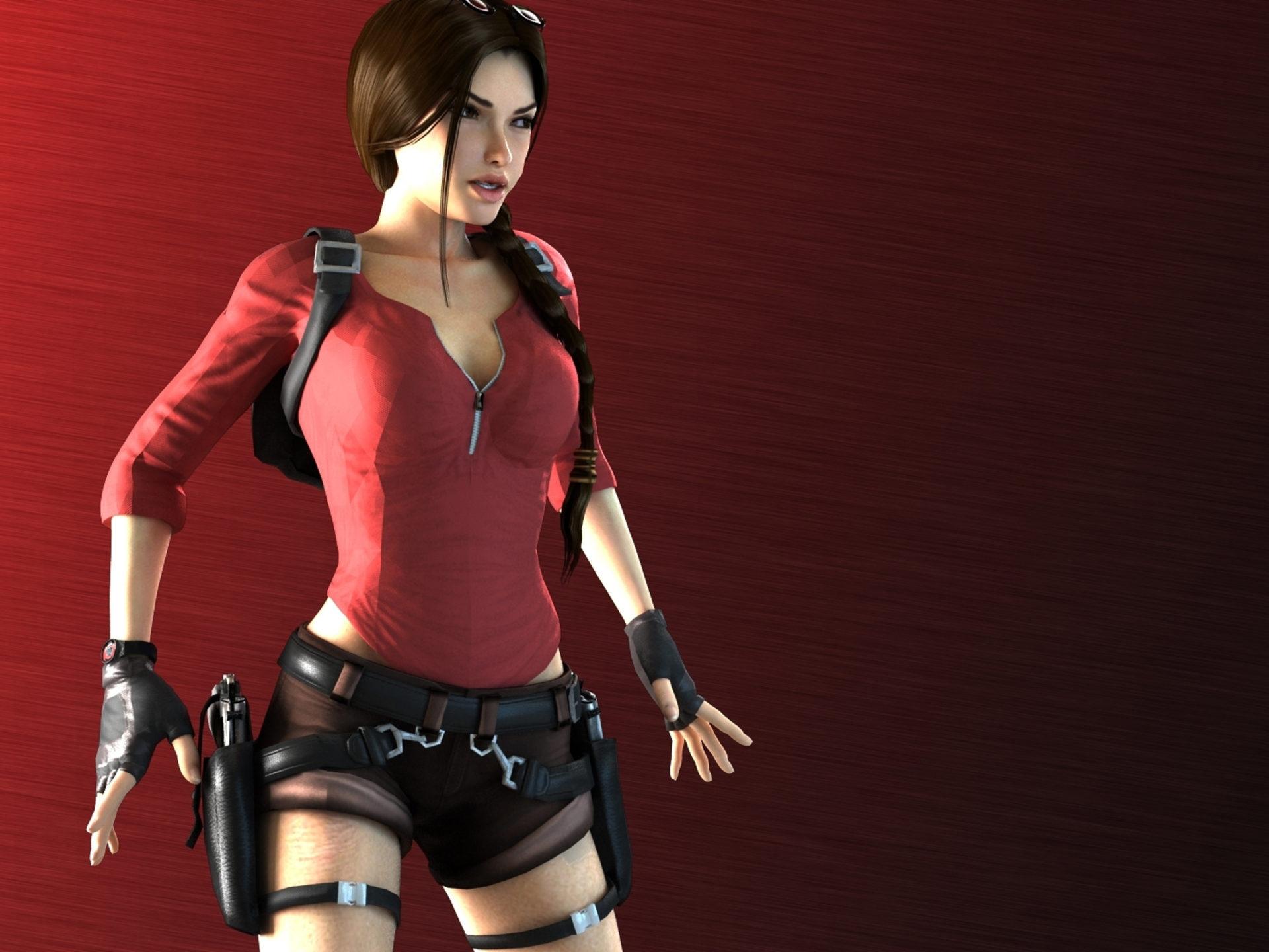 Lock Screen Wallpaper For Girls Tomb Raider Warriors Lara Croft Games Girls 2844x1600