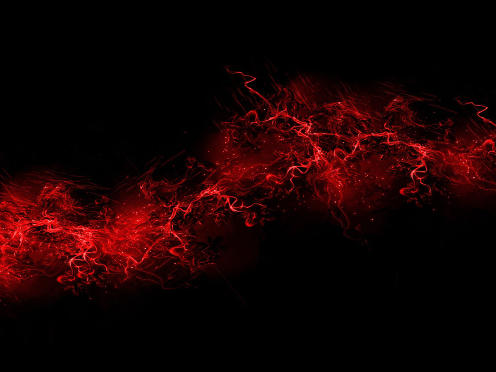 3d Wallpapers Of Angry Birds Black Background Red Color Paint Explosion Burst 746