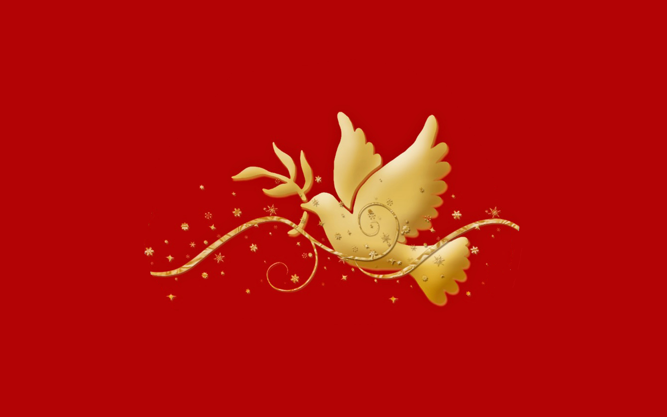 Hd Love Kiss Wallpapers For Android Gold Christmas Dove Of Peace Christian Event Stick Classic