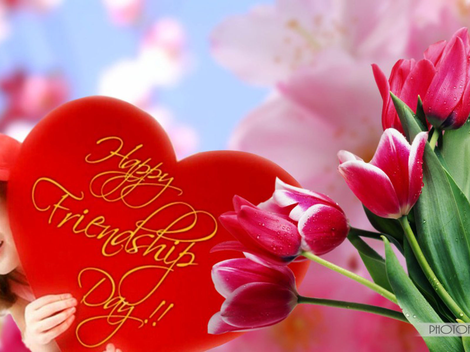 Girl Kiss Girl Wallpapers Love Friendship Day Wallpaper Picture With Quote 2560x1600