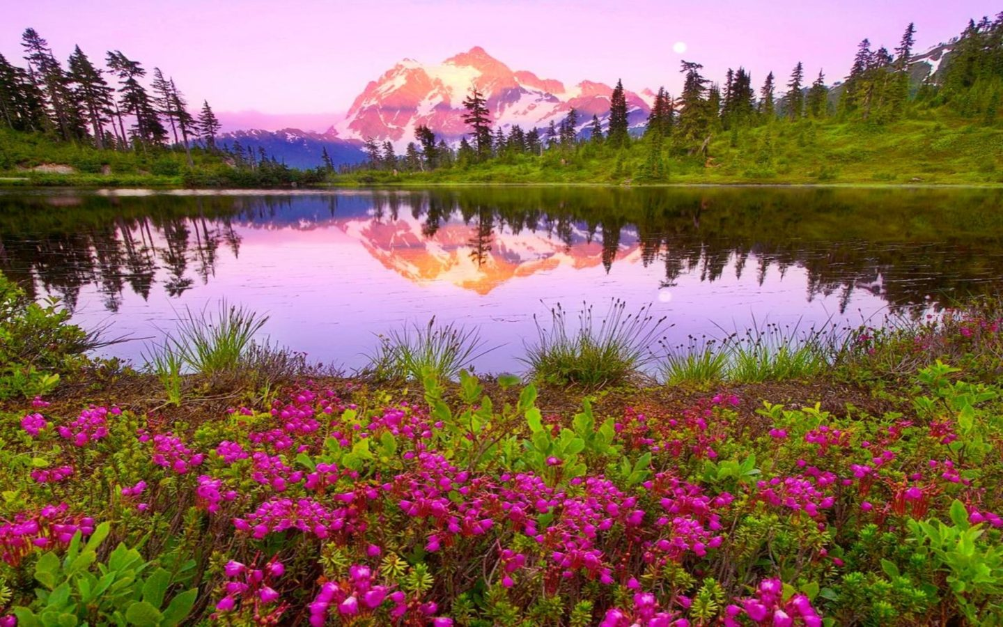 Free Android Fall Wallpaper Mountain Paradise Nature Colorful Lake Sky 1280x960 Hd