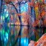Nature Autumn Stream Backgrounds Wallpapers Wallpapers13