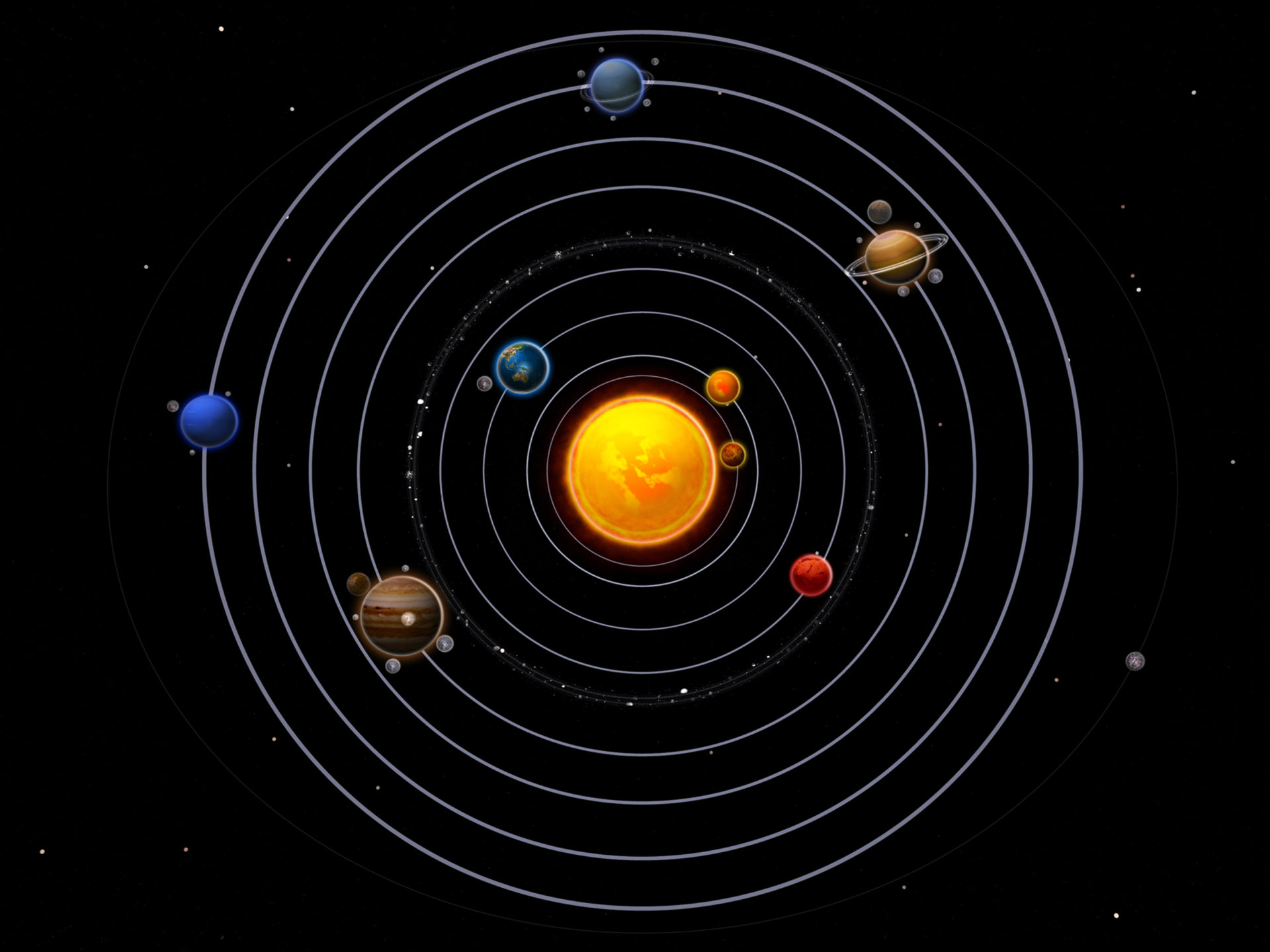 Solar System Wallpapers13