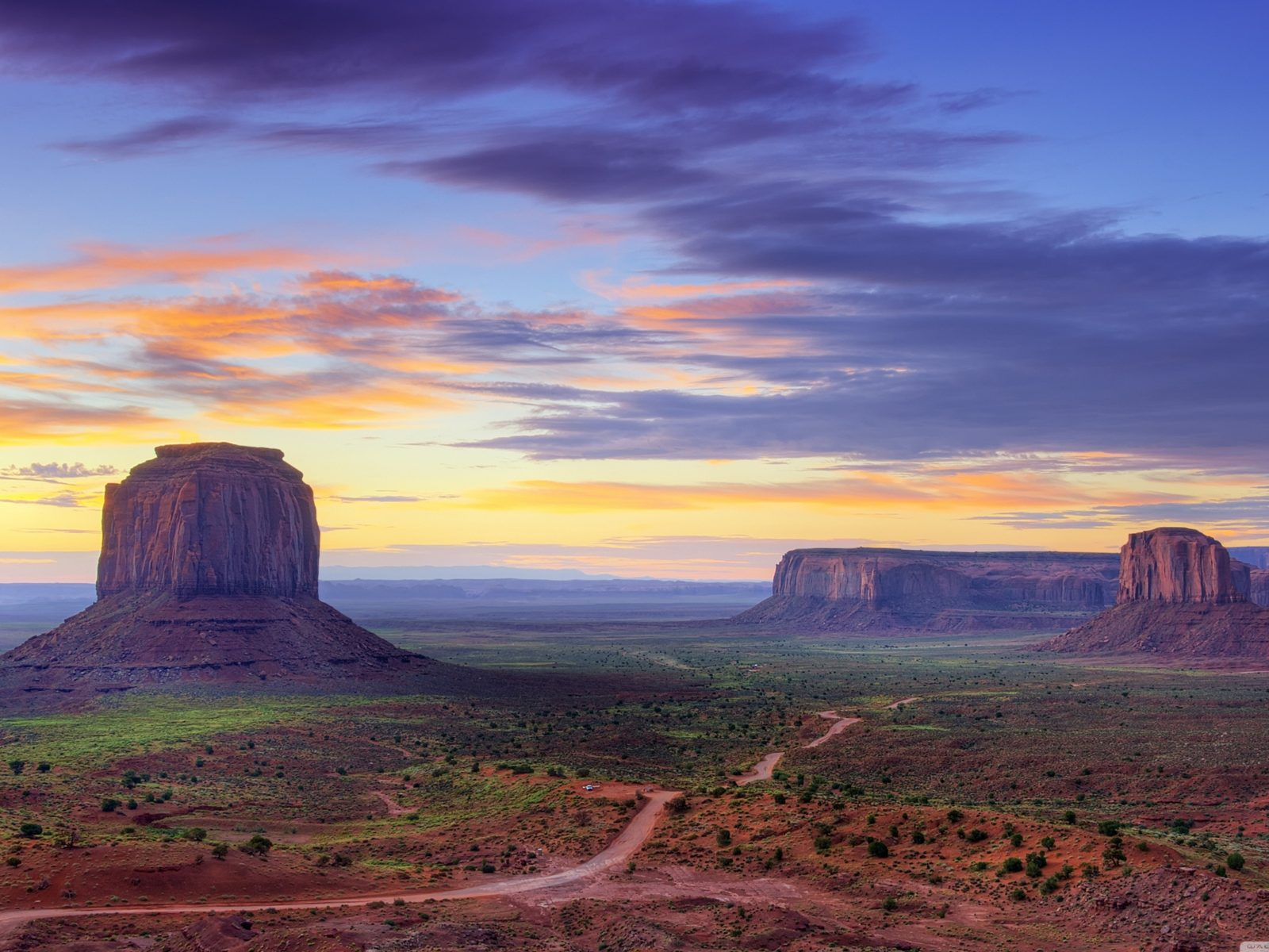 Android Wallpapers Fall Utah Monument Valley Road Wallpaper 2560x1600