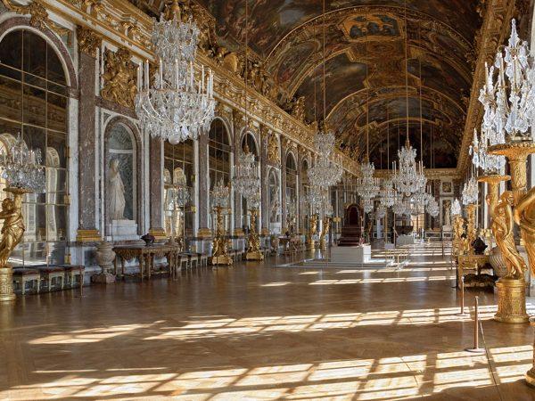 Hall Of Mirrors Palace Versailles