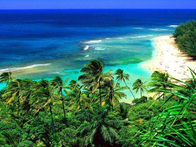 Kee Beach Kauai 9654 : Wallpapers13.com