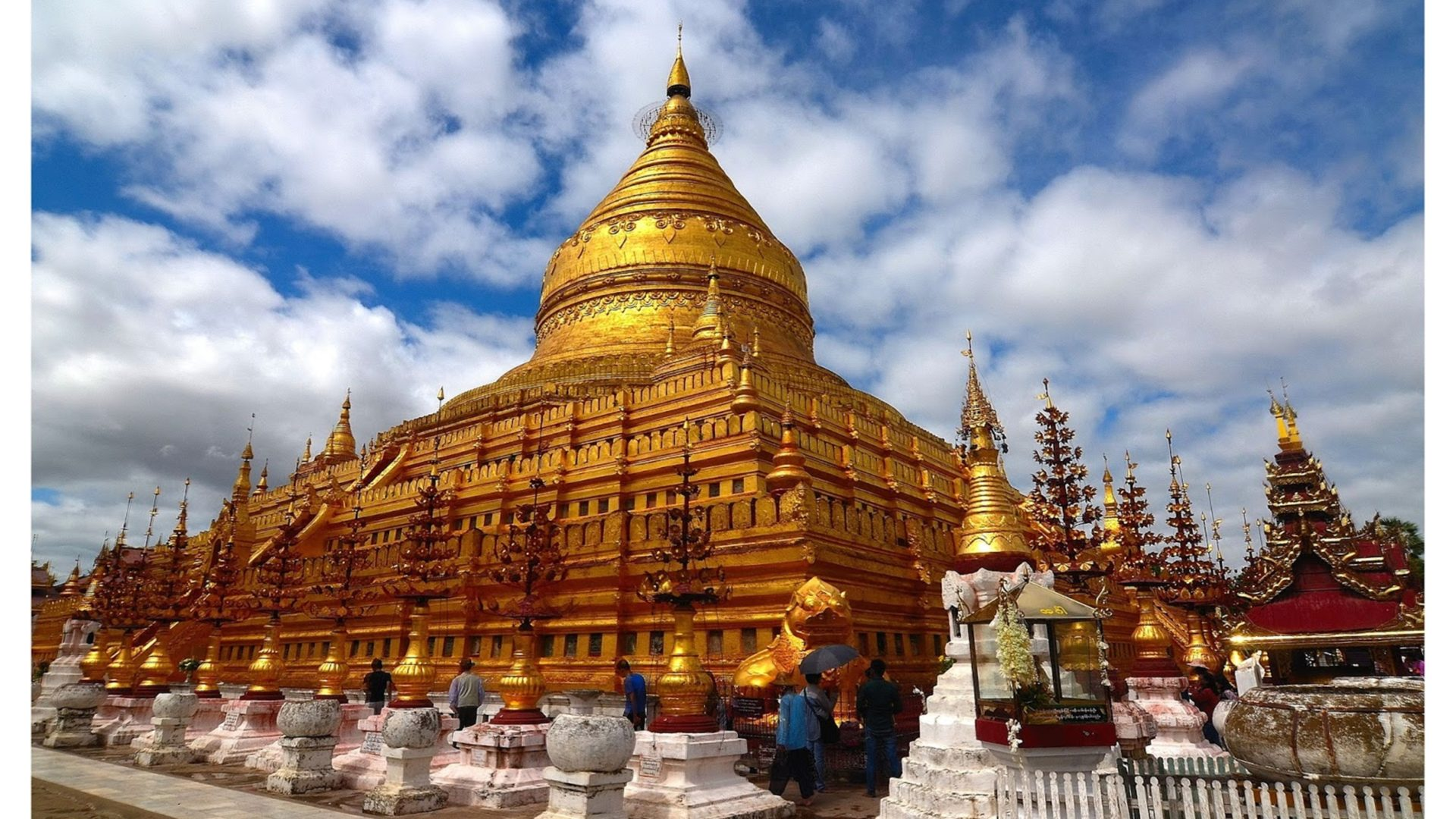 Nice Cars Wallpapers Download Kuthodaw Pagoda Mandalay Burma Wallpapers13 Com