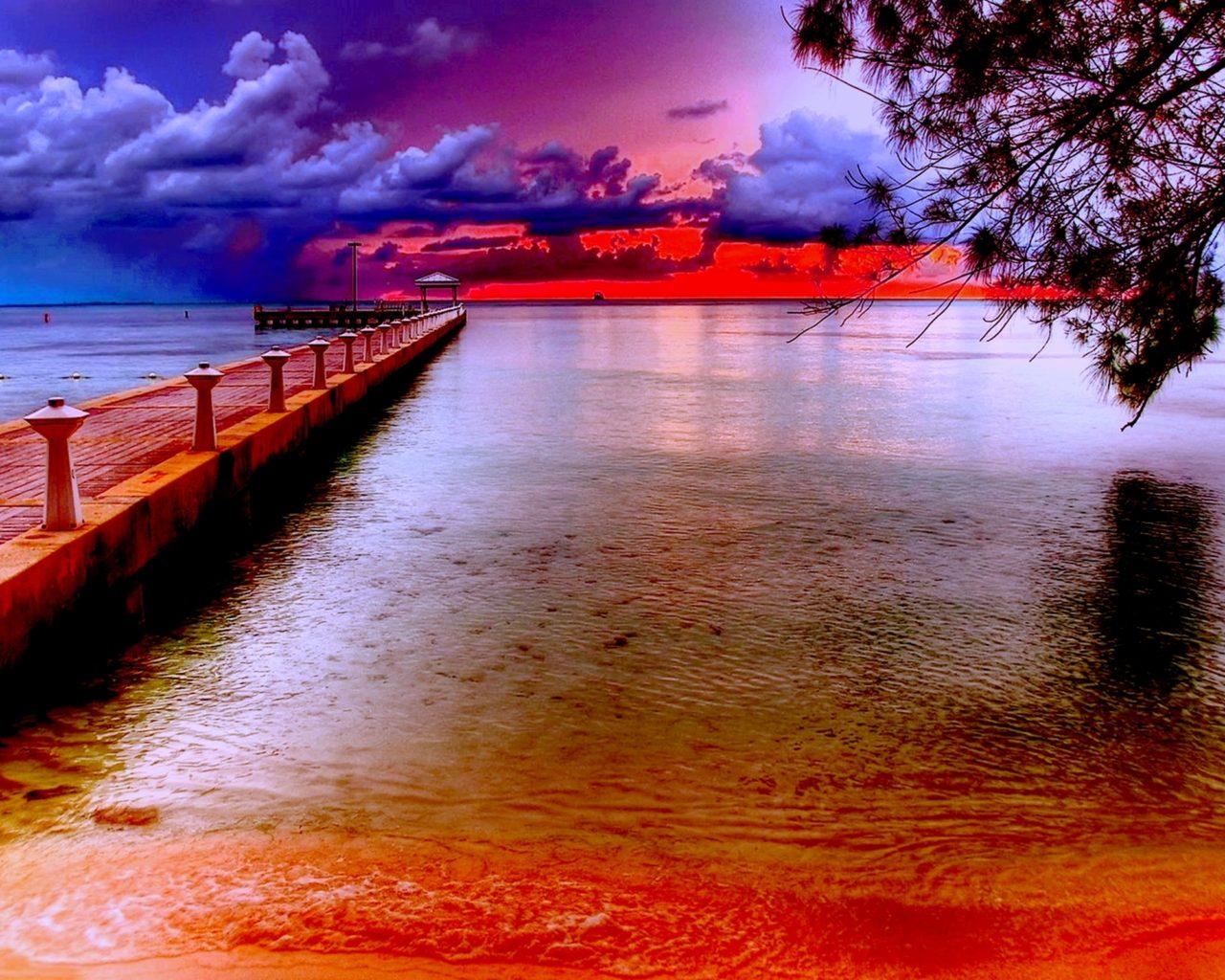 Hd Wallpaper Girl Christmas Sunset Beautiful Horizon Wallpaper 244230 Wallpapers13 Com