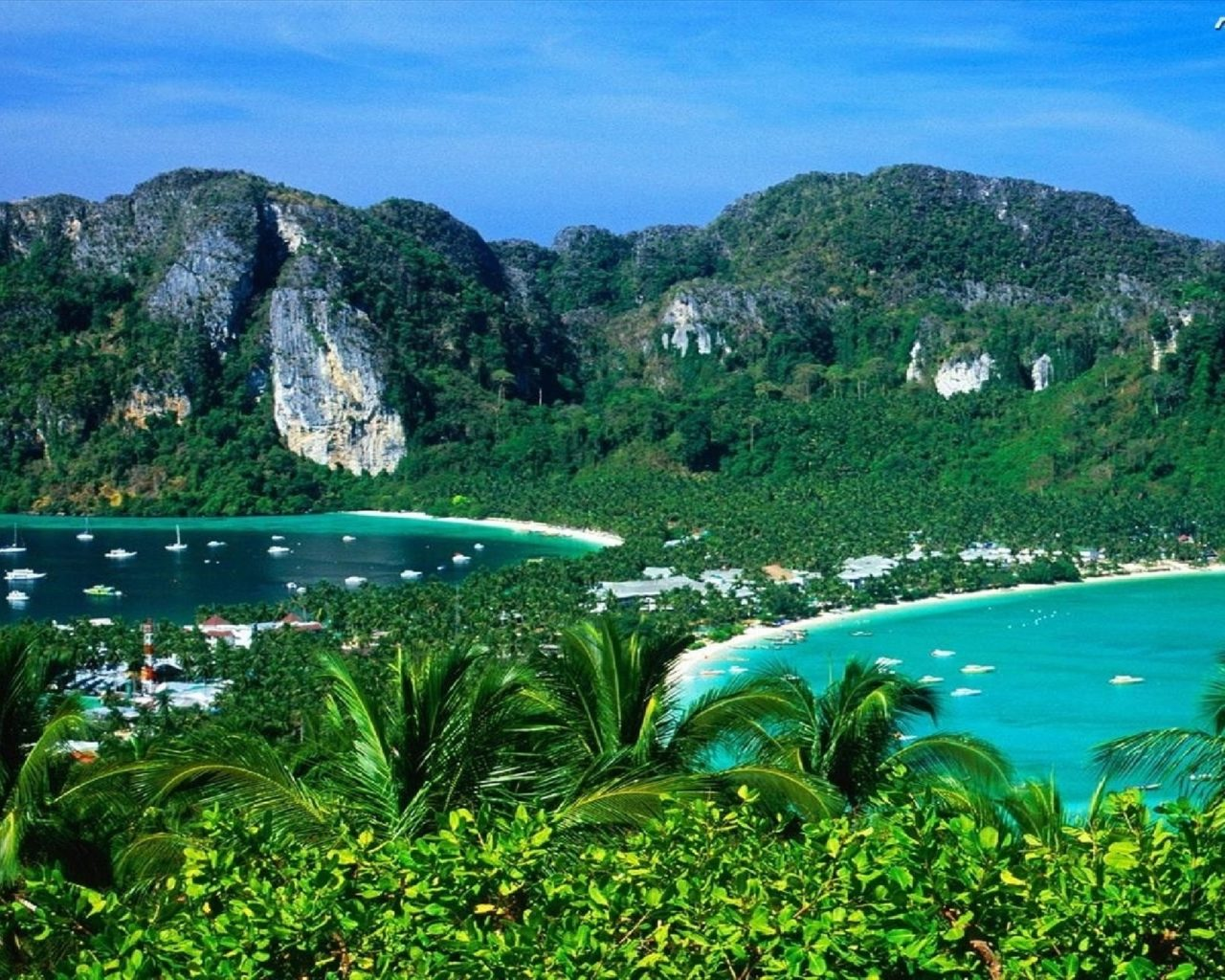 Stunning Wallpapers For Iphone X Thailand Beautiful Scenery Hd Wallpaper 66855