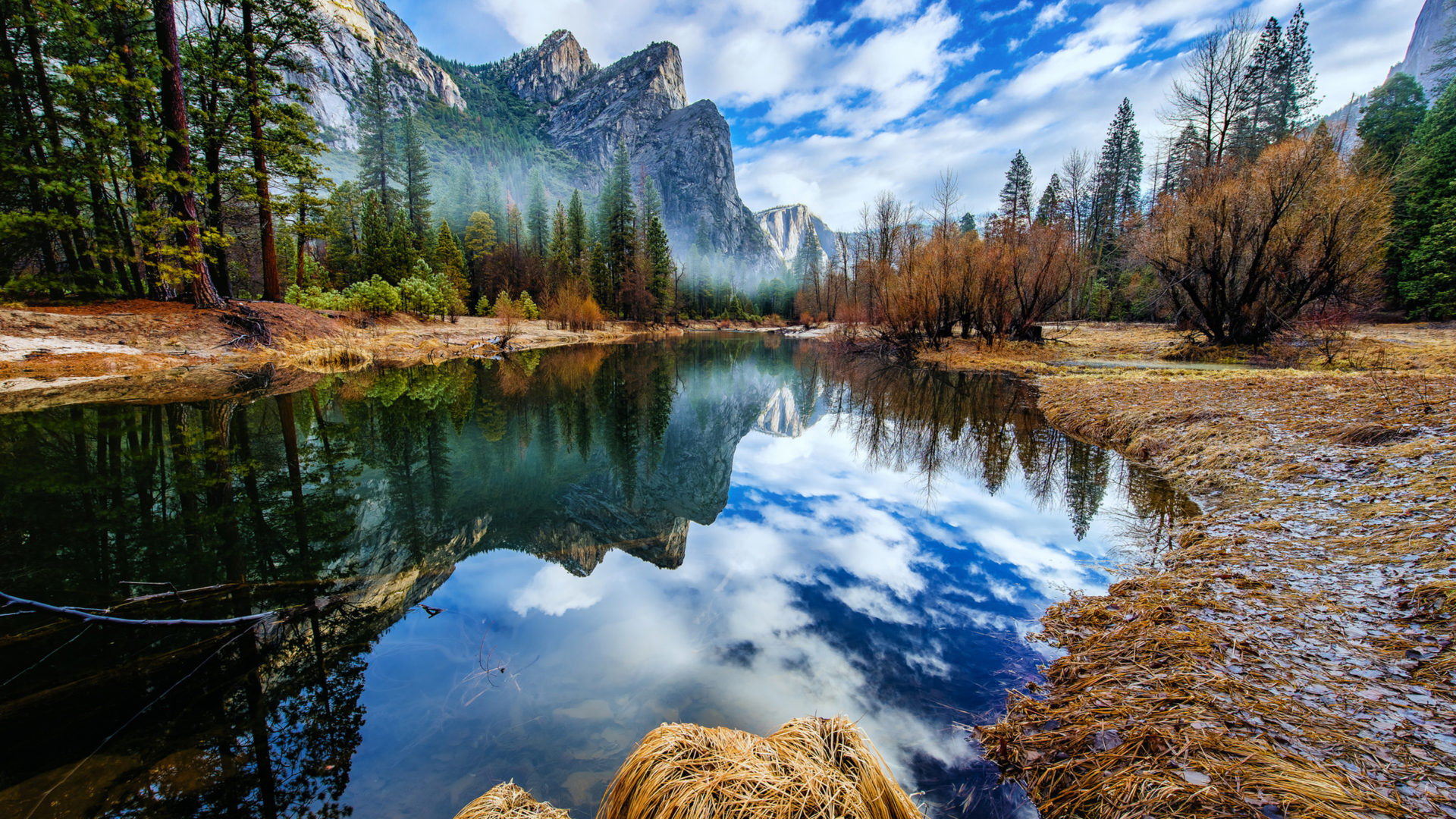 Beautiful Fall Pictures Wallpaper Three Brothers Mountains Is A Mountain In Wyoming And Is
