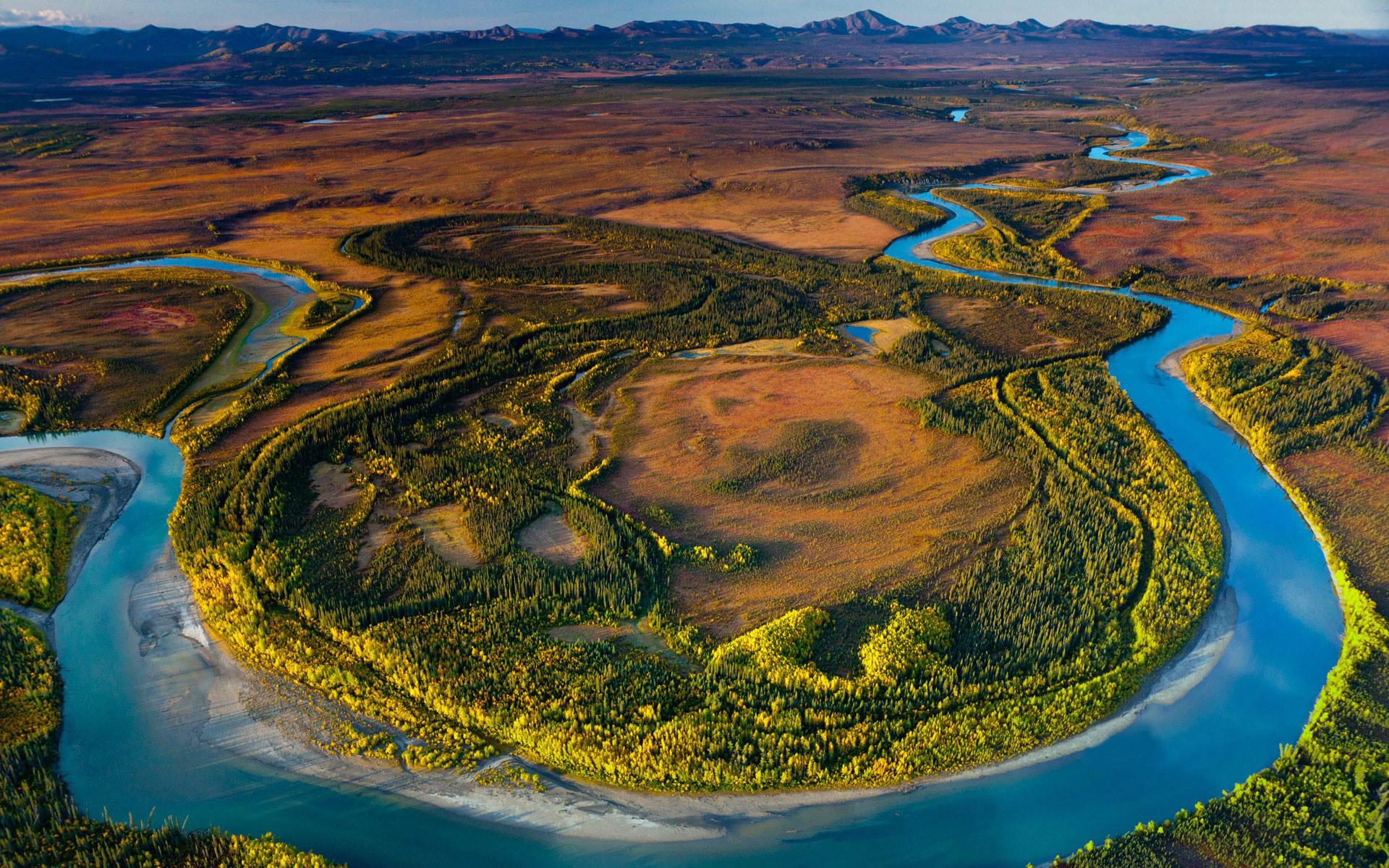 Bing Fall Desktop Wallpaper Gates Of The Arctic National Park And Preserve Alaska