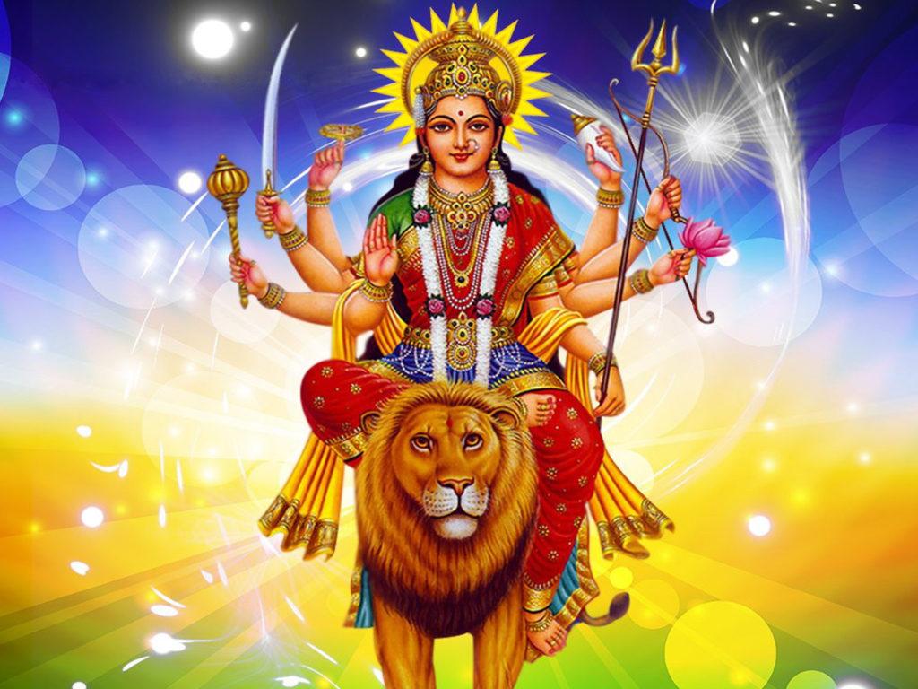 Best Car Lock Screen Wallpaper Happy Navratri Maa Durga Images For Hd Wallpaper 1920x1200