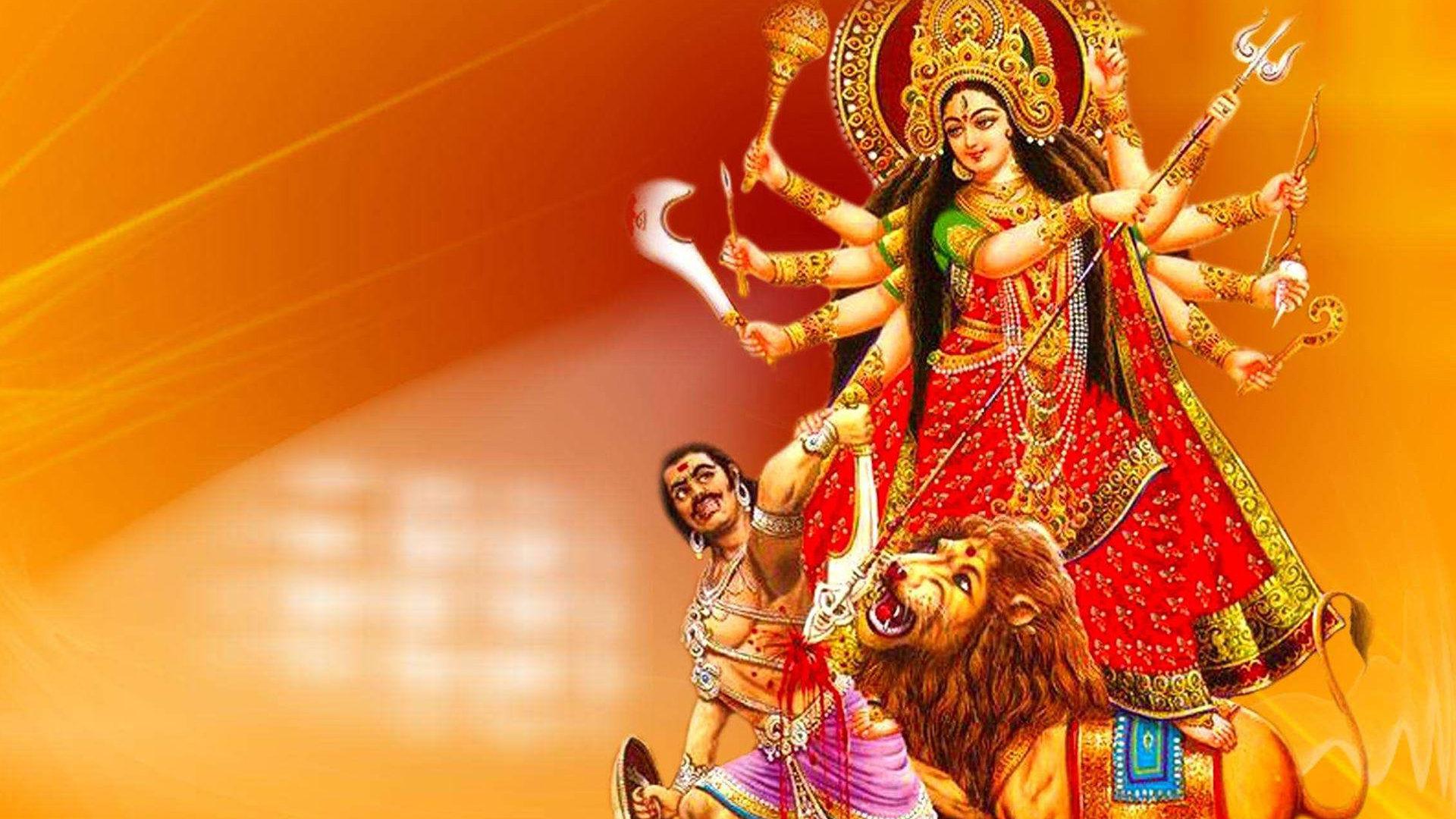 Maa Durga Wallpaper 3d Maa Durga Images Best Images For Desktop Hd Wallpaper