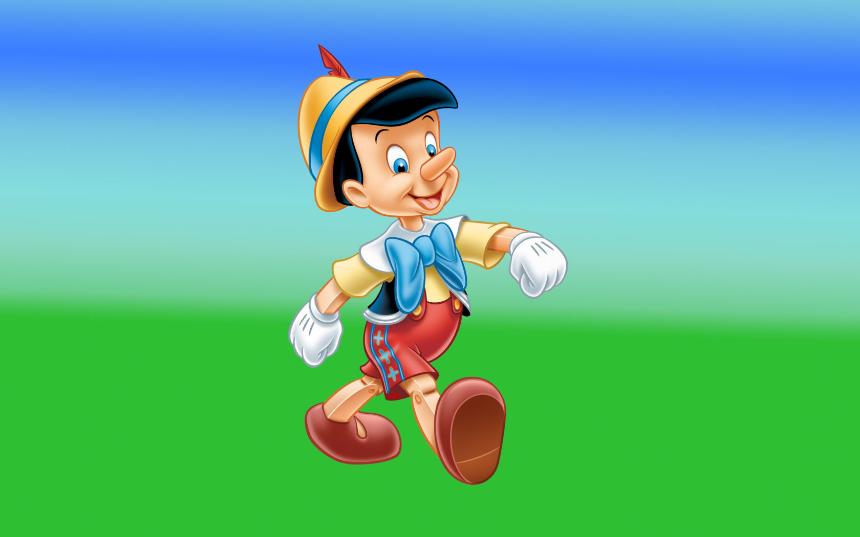 pinocchio and jiminy cricket cartoon comedy new desktop hd wallpapers for pc tablet and mobile