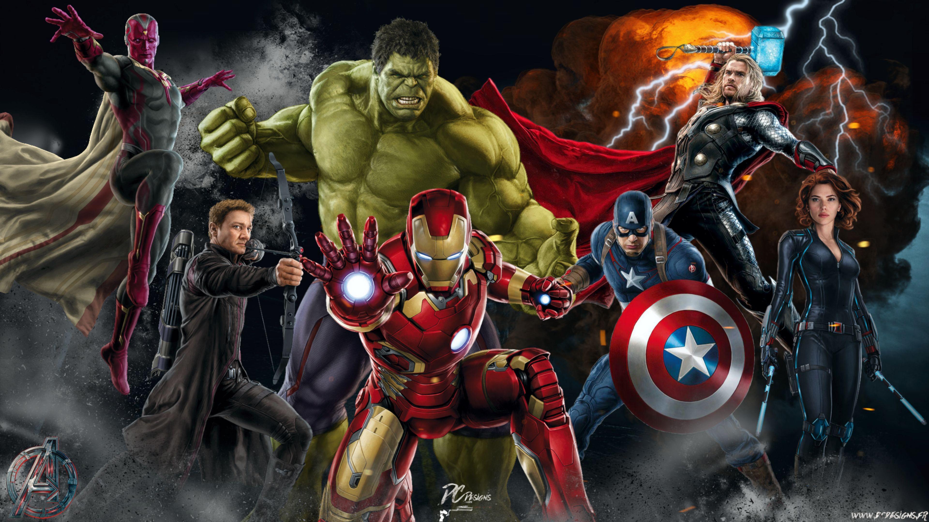 Avengers Age Of Ultron Tony Stark iron Man Ultra Hd 4k Wallpaper 3840x2160  Wallpapers13com