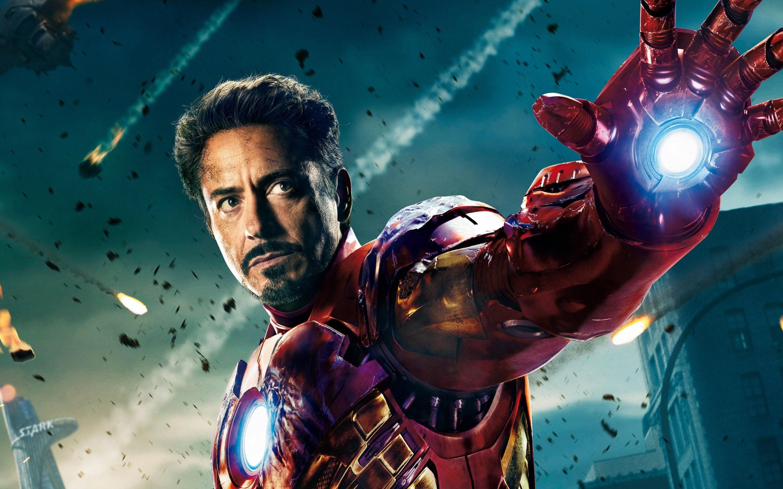 avengers tony stark iron