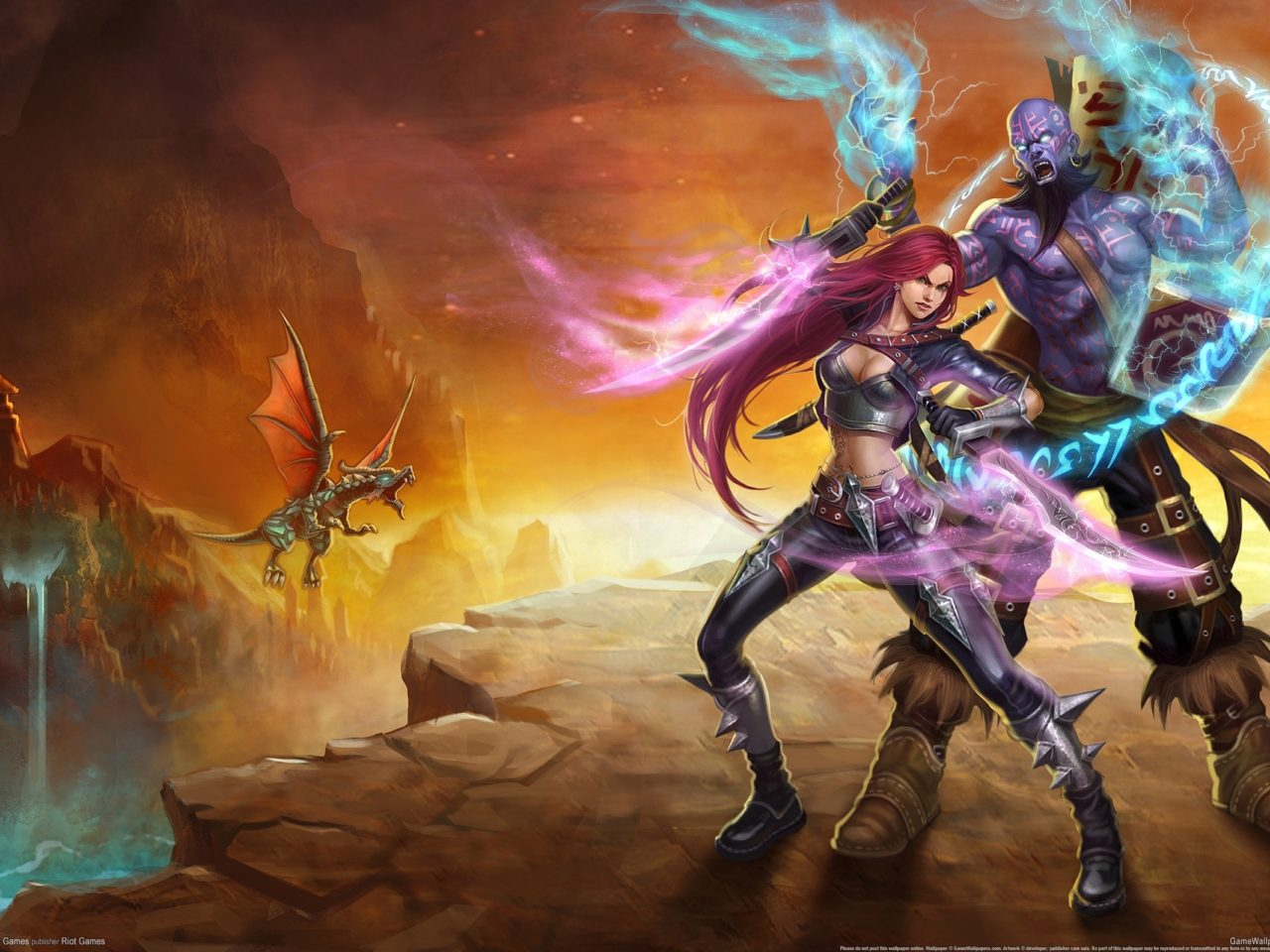 How To Get Dynamic Wallpapers Iphone X League Of Legends Character Janna And Exorcist Warriors