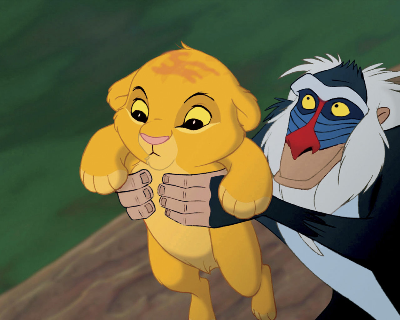 the lion king one by one