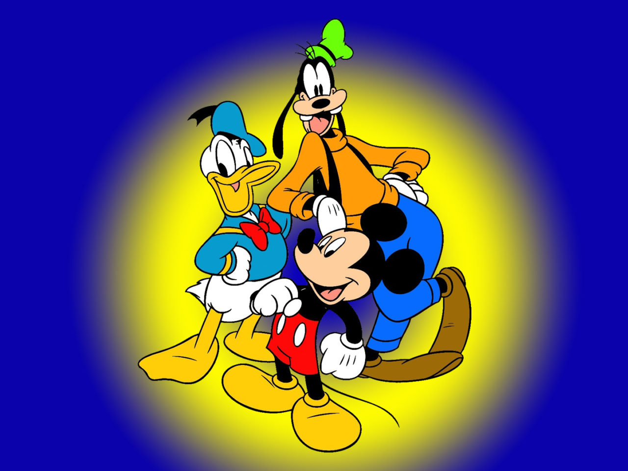 Mickey Wallpaper For Iphone Goofy Mickey Mouse And Donald Duck Famous Characters Walt