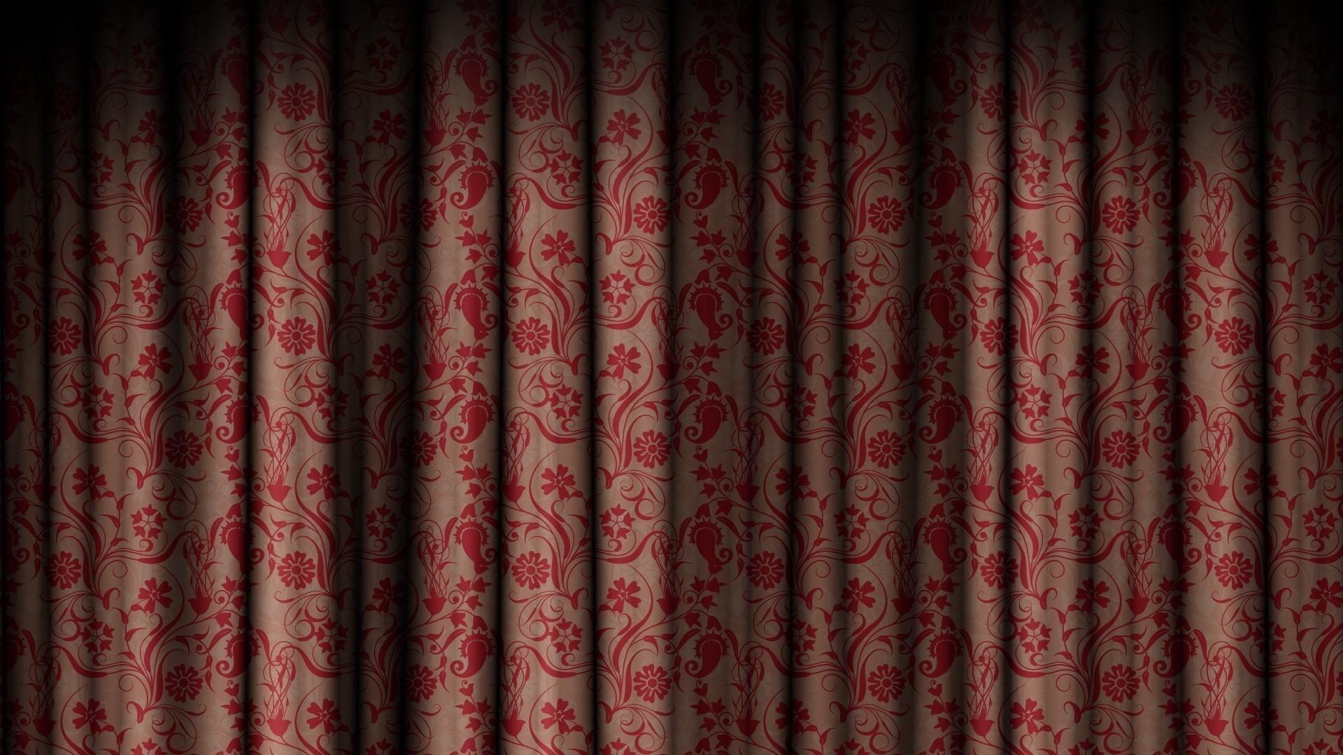 Curtain Wallpaper Wwwmyfamilylivingcom