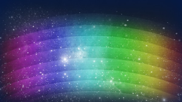 Wallpaper 1920x1080 Rainbow Wavy Background