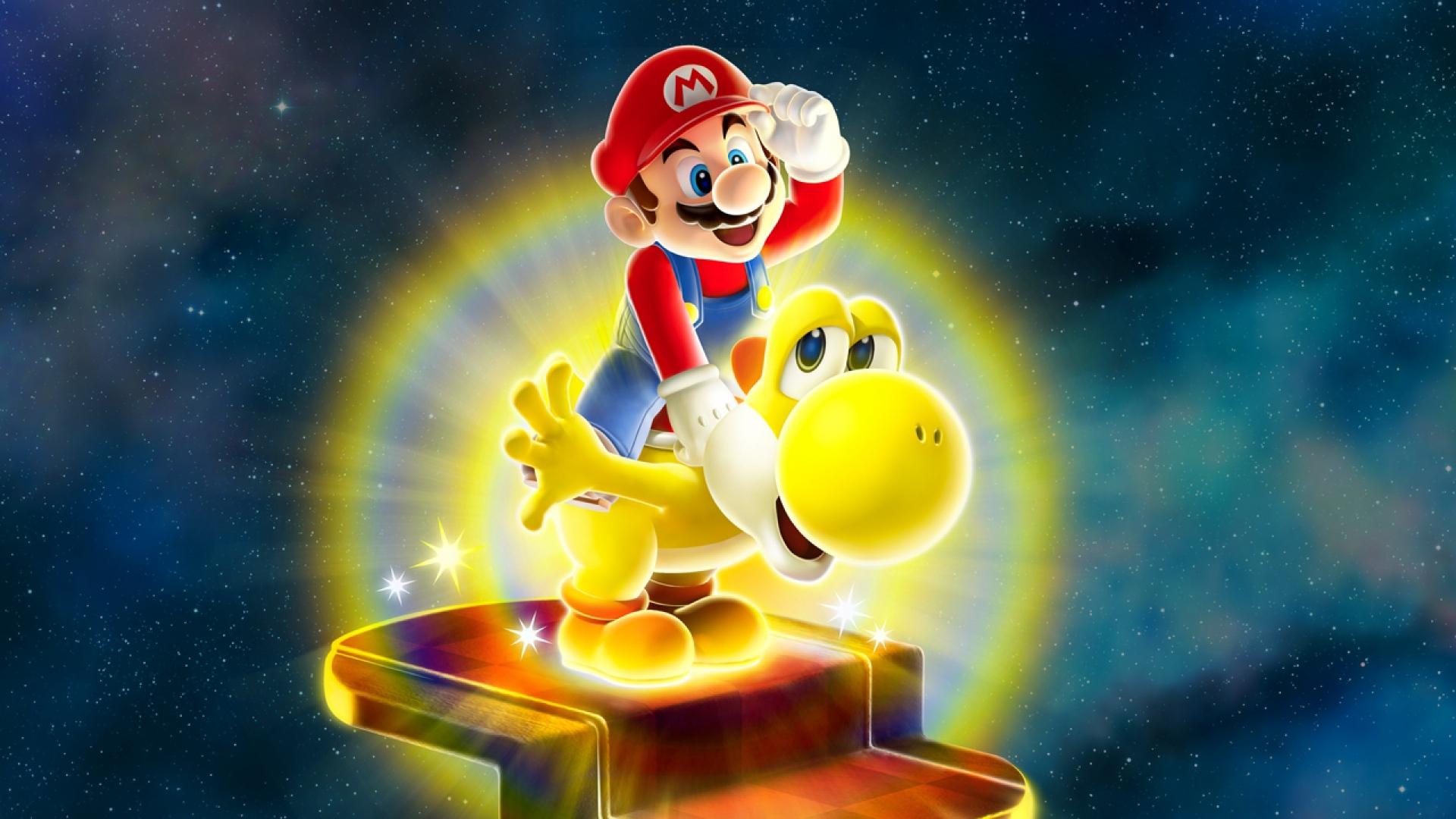 Assassins Creed Wallpaper Hd 1080p Download Wallpaper 1920x1080 Super Mario Galaxy Mario
