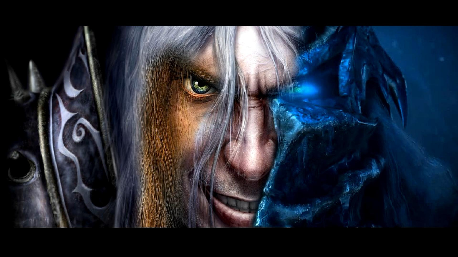 Fall Of The Lich King Wallpaper Download Wallpaper 1920x1080 Warcraft Lich King Arthas