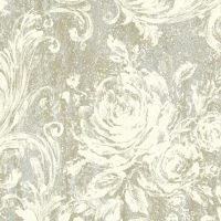 NH21008 Rustic Rose Gilver Brockhall Wallpaper Collection ...