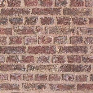 Red industrial brick wallpaper wallpaper sales for Brick wallpaper sale