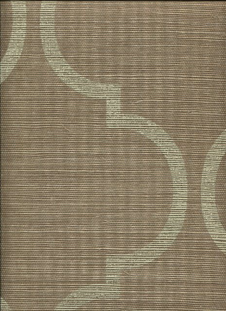 Amwell Grasscloth Wallpaper CB12504 By Carl Robinson For