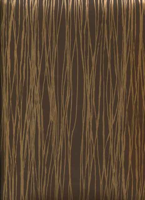 Black And Gold Textured Wallpaper Woodland Veneer Bronze Wallpaper 1902 125 By Prestigious