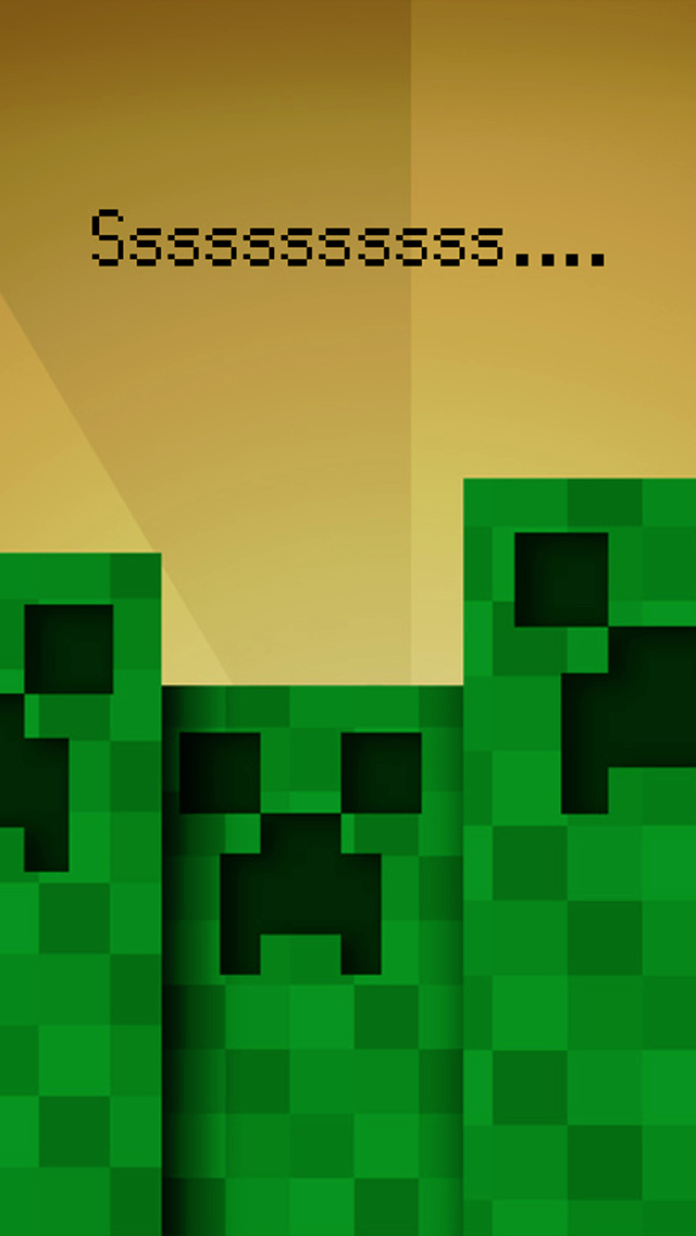 Wallpaper Zombie 3d Download Minecraft Wallpaper For Iphone Gallery