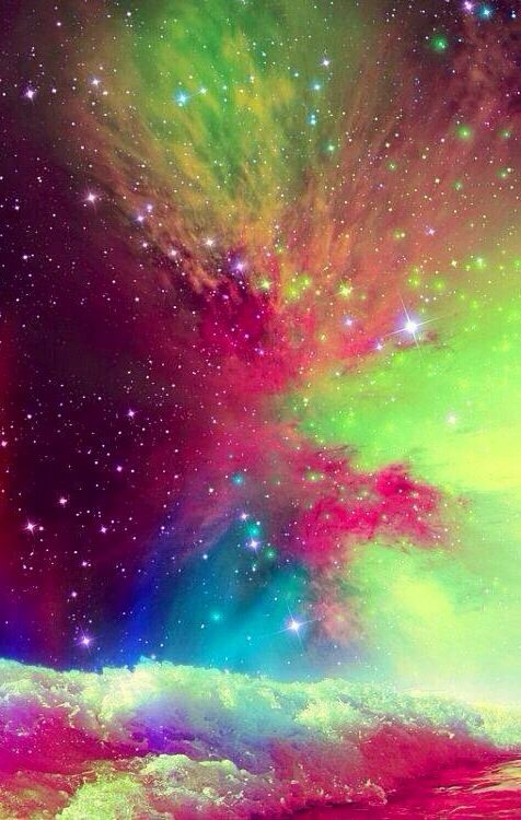 3d Rainbow Wallpaper Download Download Rainbow Galaxy Wallpaper Gallery