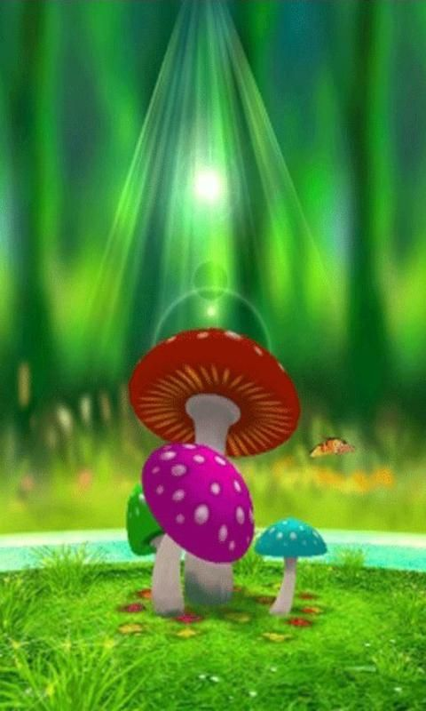 Download 3d Mushroom Live Wallpaper For Pc Gallery