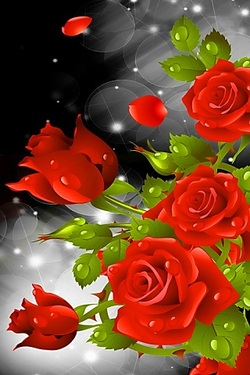 Iphone 5 Live Wallpaper No Jailbreak Download 3d Red Rose Live Wallpaper Gallery